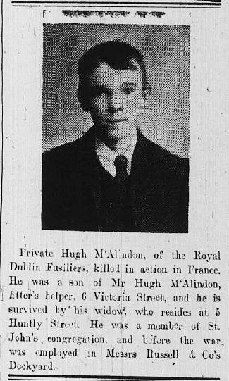 Hugh McAlindon