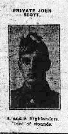 John Scott (8th Argylls)